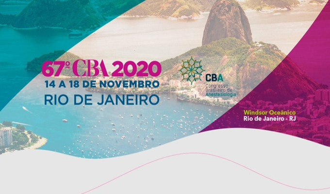 67º Congresso Brasileiro de Anestesiologia